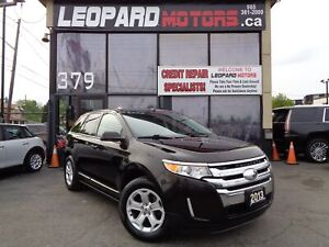 2013 Ford Edge SEL,Camera,Heated Seats*No Accident*Certified*