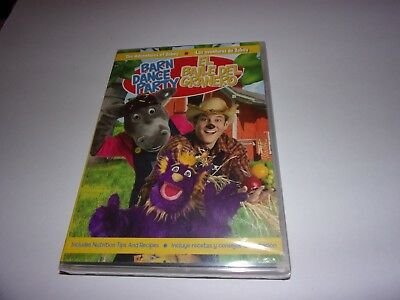 The Adventures Of Zobey Barn Dance Party DVD / Ages 2 And Up / Toddlers / New