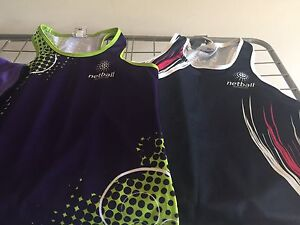 Netball QLD singlets and T shirt ($20) Upper Coomera Gold Coast North Preview
