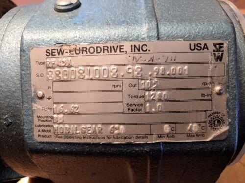 Sew Eurodrive RF43A