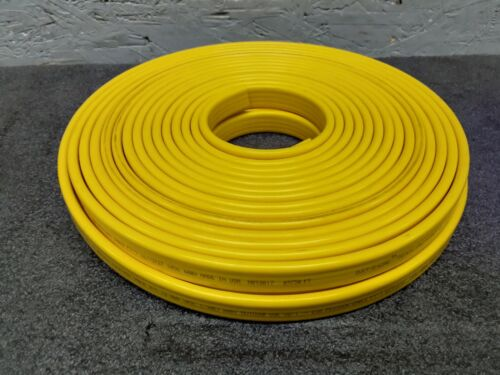 50FT. - DUCT-O-WIRE FC-412 WIRE FLAT FESTOON CABLE 4 CONDUCTOR 12 GAUGE