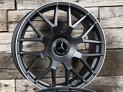 19 Zoll Alufelgen GT1 für Mercedes C-Klasse W205 Limousine Kombi Cabrio Coupe