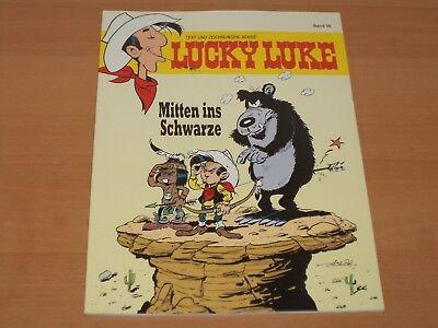 """Sammlung Comic Lucky Luke Band 96 """"Mitten ins schwarze"""" Zustand NEU!"""
