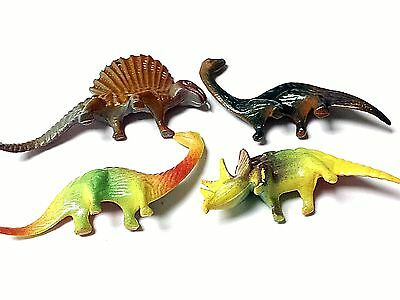 A 20pc dinosaur Kids Pinata Bag Filler Loot Gag Birthday Party Favors Carnival