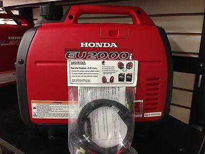 Eu2000i Companion Generator New In Box