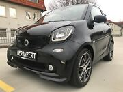 Smart SMART BRABUS GEPANZERT SECURITY B4 ARMOURED PANZ