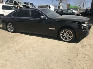2010 BMW 750Li, for parts only