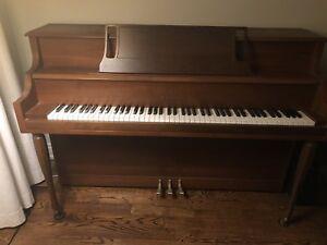 WILLIS piano
