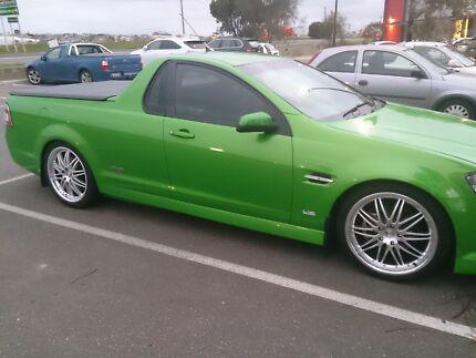 2007 Holden Ute Ute Kensington Melbourne City Preview