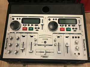 Numark CDMix 3 MP3 with Flight Case