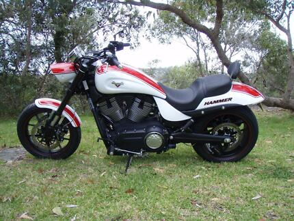Victory Hammer S Cromer Manly Area Preview