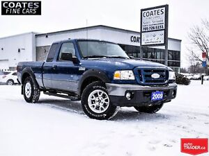 2009 Ford Ranger FX4/Off-Rd NEW BRAKES AND TIRES ALL AROUND