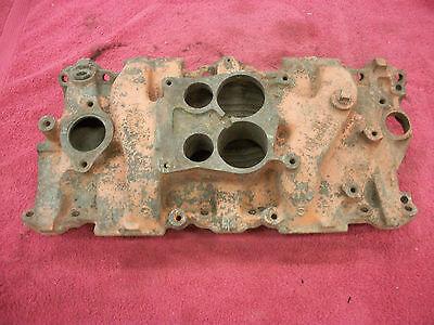 SBC 346250 Intake Manifold, Used