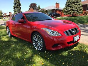 2010 Infiniti G37S coupe *only 30000 km *
