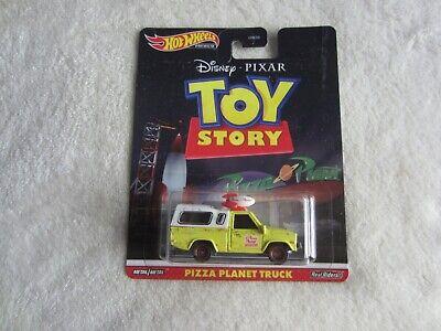 Mattel: 2020 Hot Wheels Disney Pixar Toy Story: Pizza Planet Truck NIP
