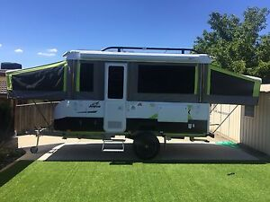 Original Jayco Swan Outback 2015  Loads Of Extras