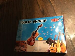 Acoustic Musical Instruments Pick-up
