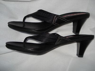 PRADA Sandaletten Pumps Größe 39 1/2 schwarz  NEU !!! im Original-Karton