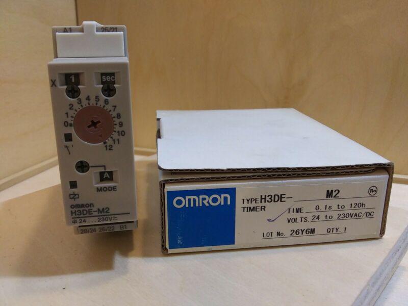 Omron H3DE-M2 Time Relay