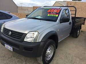 2004 Holden rodeo 4x4 turbo diesel man FREE 1 YEAR WARRANTY Silver Sands Mandurah Area Preview