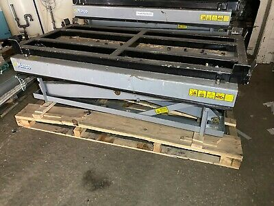 6600 Lbs X 72 X 48 Marco Scissor Lift Table 5 Available