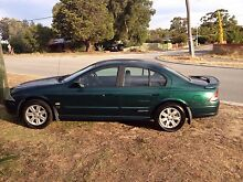 2002 Ford Falcon AU Sedan Koondoola Wanneroo Area Preview