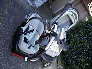 Stroller/car seat travel system combo!