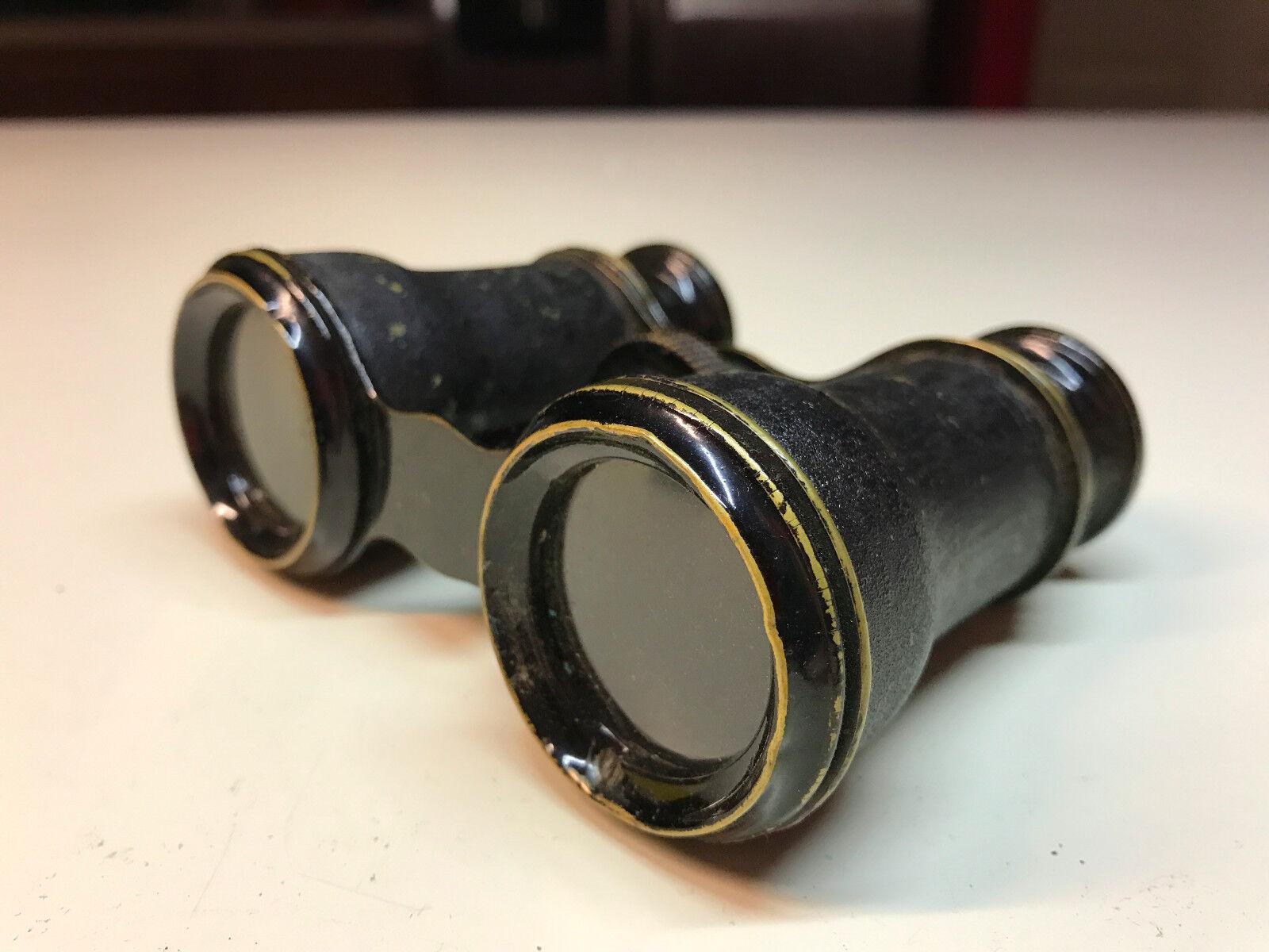 Ladies vintage gpmop mini binocularsopera glasses mib