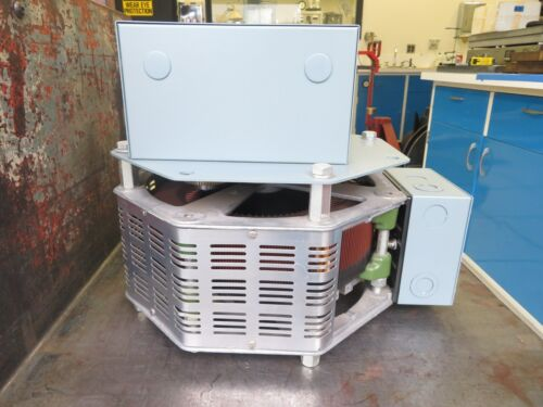 Superior Electric 7 KVA 50 Amp Powerstat Variable Autotransformer Type 5MB1156DY
