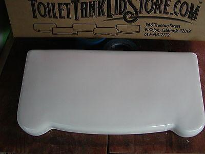 St Thomas Creations 6126.025 Toilet Tank Lid 6043.025 WHITE Corner humps type 7D