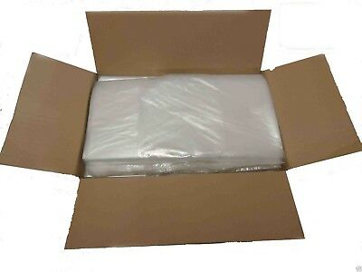 200 Clear Refuse Sacks for Rubbish Scrap/Waste Large 18