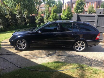 Mercedes Benz C200 K Sport edition 2005 Malvern East Stonnington Area Preview
