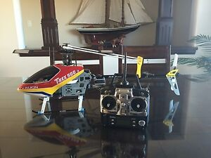 Align rc helicopter T-Rex 500 3-D Hobby
