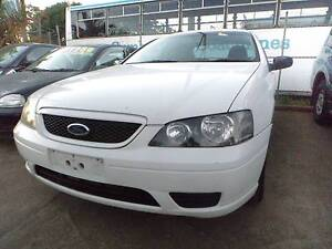 WRECKING / DISMANTLING 2005 FORD BF FALCON 4.0L AUTO North St Marys Penrith Area Preview