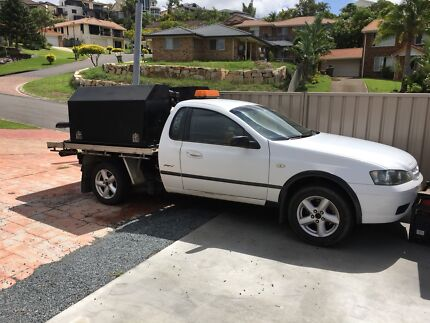 Ford Falcon Tray Back RTV One Tonner Highland Park Gold Coast City Preview