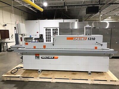 Holzher Sprint 1310 Edgebanding Machine 230 V Phase 3