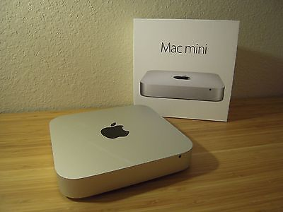 Apple Mac mini 3.0GHz Core i7 16GB 1TB 7200RPM HDD Late 2014 A1347 Z0R7