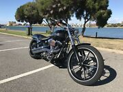 2015 Harley Davidson Breakout - Low Kms, Almost New Glenelg North Holdfast Bay Preview