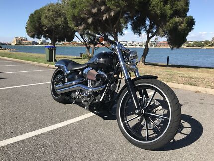 2015 Harley Davidson Breakout - Low Kms, Almost New