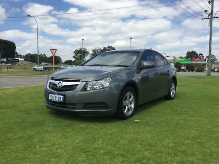 2010 Holden Cruze Sedan Automatic ****ONLY 81,000 KMS **** St James Victoria Park Area Preview