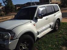 2002 Mitsubishi Pajero Wagon Auto Dual Fuel & 11 Months Rego Point Cook Wyndham Area Preview