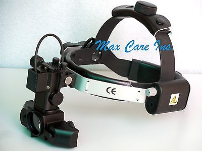 Rechargeable Binocular Indirect Ophthalmoscope Probably the best on ebay