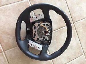 Ford Fg leather steering wheel xr6 xr8 etc great condition East Maitland Maitland Area Preview