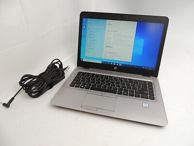 "HP EliteBook 840 G3 14""  i5-6200U 2.3GHz 16GB RAM 256GB SSD Windows 10 EDU"