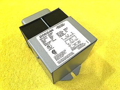 New Dongan 35m020 Single Phase 120 X 240 Primary 12 X 24 Secondary Transformer