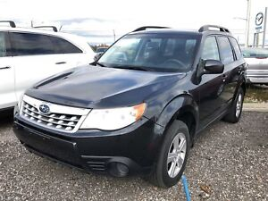 2011 Subaru Forester 2.5X AWD 2.5 X Convenience Package AWD
