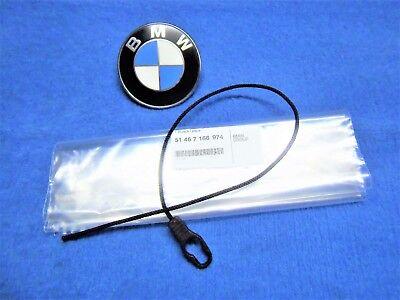 BMW e46 3er Compact Hutablage NEU Schnur Halteband Kofferraum Hanging Strap rear