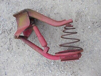 Farmall M Super M H Sh Sm Mta Tractor Ih Easy Rider Middle Deluxe Seat Assembly