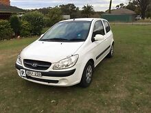 2009 Hyundai Getz Hatchback Singleton Singleton Area Preview