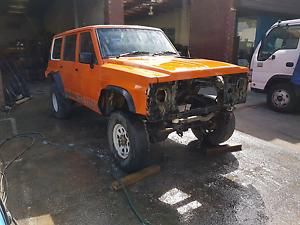 GQ Patrol Parts Car Tullamarine Hume Area Preview